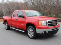 6-Speed Automatic and 4WD. Red Hot! Extended Cab! If