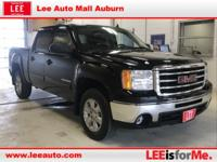 2013 GMC Sierra 1500 SLE Black Bluetooth, Hands free