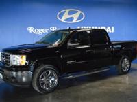 Treat yourself to a test drive in the 2013 GMC Sierra