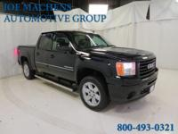 6-Speed Automatic and 4WD. Crew Cab! Don't let the