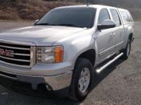 2013 GMC Sierra SLT Z71 4x4. This truck has the 5.3L