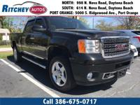 CERTIFIED PRE-OWNED 2013 GMC SIERRA 2500 HD DENALI 4WD