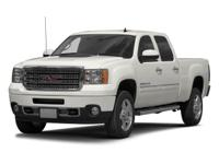 6.6L DURAMAX DIESEL, 2500 SIERRA DENALI, LEATHER,