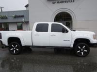 Allison 1000 6-Speed Automatic, 4WD, Leather. 2013 GMC