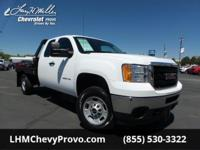 Only 18,180 Miles! This GMC Sierra 2500HD boasts a