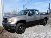 This is a 2013 GMC Sierra 2500, and it is ready to take
