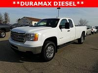 Options:  2013 Gmc Sierra 3500Hd Sle|Just Reduced!