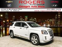 GMC Certified, Extra Clean, CARFAX 1-Owner, ONLY 39,219