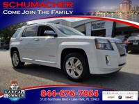 Options:  2013 Gmc Terrain Denali| |Dual-Stage Front
