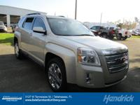 Come see this 2013 GMC Terrain SLT. Its Automatic