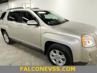 New Price! CARFAX One-Owner. Champagne 2013 GMC Terrain
