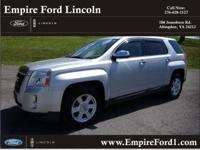 Options:  2013 Gmc Terrain Sle-1|Awd Sle-1 4Dr