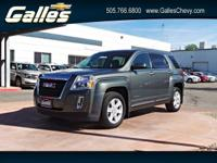 Check out this 2013 GMC Terrain SLE FWD before it's too