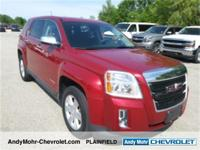 GMC Terrain  Clean CARFAX. CARFAX One-Owner.