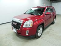 Options:  2013 Gmc Terrain Sle-2|Red|Awd. Gmc Fever!