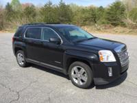 Carbon Black Metallic 2013 GMC Terrain SLE-2 FWD