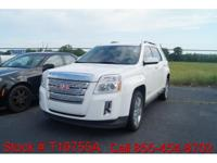 2013 GMC Terrain SLE-2 in Summit White, This Terrain