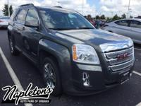 Recent Arrival! 2013 GMC Terrain in Gray, AUX