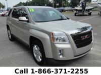 2013 Gmc Terrain SLE Features: One Owner - Fog Lights -
