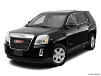 Options:  2013 Gmc Terrain Slt-1|Awd Slt-1 4Dr