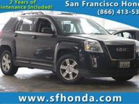 San Francisco Honda is offering up this GMC Terrain