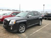 Navigation, Sunroof, Chrome Wheels, Terrain SLT-1, GM