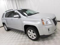 2013 GMC Terrain SLT-1 in Silver... STOP! Read this!