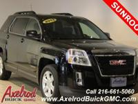 GMC TERRAIN SLT-1, POWER SUNROOF / MOONROOF, POWER