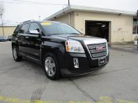 Options:  2013 Gmc Terrain Awd 4D Wagon