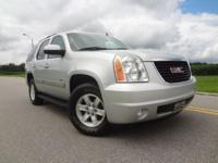 Extra clean non smoker local GMC Yukon SLT with Alloy