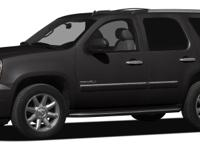 Options:  2013 Gmc Yukon Denali|Miles: 75731Color: Onyx