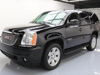 This awesome 2013 GMC Yukon 4x4 comes loaded with the