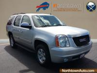 Take command of the road in the 2013 GMC Yukon! The