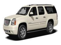 Options:  2013 Gmc Yukon Xl 1500 Denali|Miles: