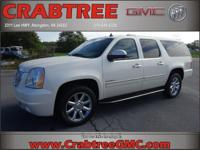 Options:  2013 Gmc Yukon Xl Denali|Awd Denali Xl 4Dr