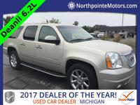 2013 GMC Yukon XL Denali CARFAX One-Owner. Yukon XL