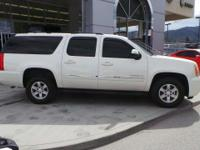 Options:  2013 Gmc Yukon Xl Slt|White/|V8 5.3L