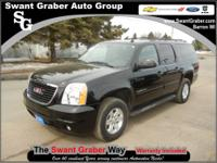 PRICE REDUCED from $39,595! This 2013 GMC Yukon XL SLT
