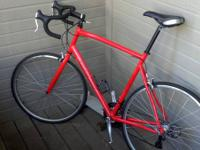 Hello I have a 2013 Gravity Avenue Road bike that is an