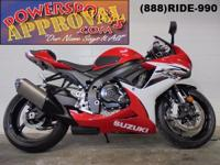 2013 GSXR600 for sale! Are you kidding an absolutely