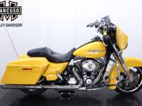 2013 FLHX Street Glide With style and long distance