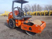 2013 Hamm 3205 2013 Hamm 3205 Self-propelled Vibratory