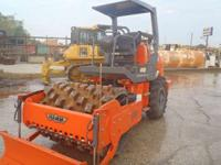 "2013 Hamm 3205P 2013 Hamm 3205P 54"" Single Drum Soil"