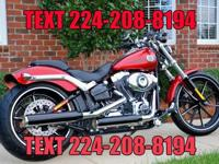 This Bike is in Showroom Condition!! One Owner Only 875