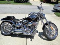 Make: Harley Davidson Model: Other Mileage: 3,301 Mi