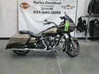 New on the Road Glide Custom CVO model for 2013 are a