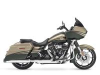 Learn more about the CVO Road Glide Custom model and