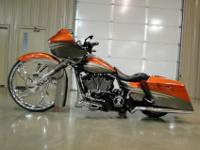 2013 Harley Davidson CVO Road Glide Screamin