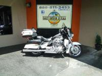 Take a look at the CVO Road Glide Custom motorcycle the
