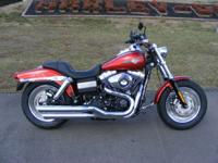 2013 Harley-Davidson Dyna Fat Bob Last new 2013 on the